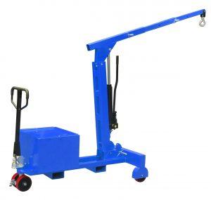 LH075J Counter-Balanced shop crane