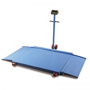 NC1000A Mobile floor scale