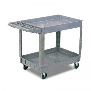 UB252 plastic utility platform cart